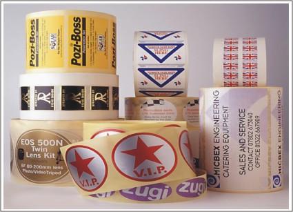 etichete adezive - stikers