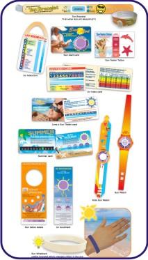 termometre aer si apa , control UV