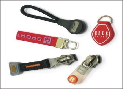 tragatoare fermoar - zip pullers